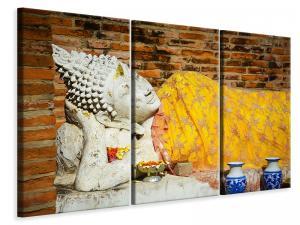 Ljuddämpande tavla - A buddha in thailand - SilentSwede