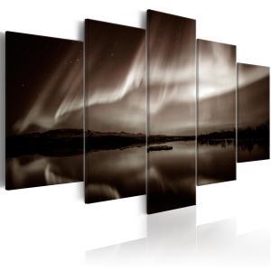 Ljuddämpande tavla - Light from the Sky II - SilentSwede