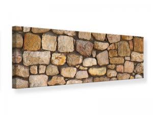 Ljudabsorberande panorama tavla - Old Brick - SilentSwede