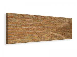 Ljuddämpande tavla - Brick Background - SilentSwede