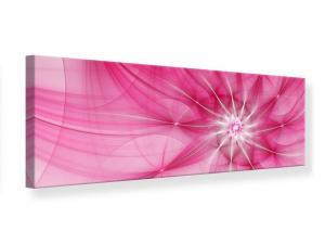 Ljudabsorberande panorama tavla - Photowallpaper Abstract Daylight - SilentSwede