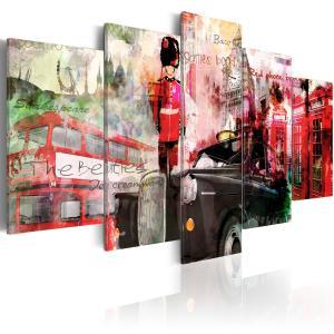 Ljuddämpande tavla - Memories from London - SilentSwede