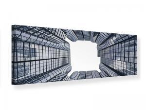 Ljudabsorberande panorama tavla - Special Perspective - SilentSwede