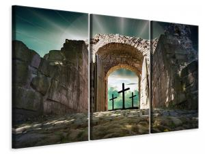 Ljuddämpande tavla - The stone gate - SilentSwede