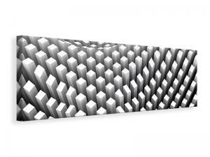 Ljuddämpande tavla - 3D Raster Design - SilentSwede