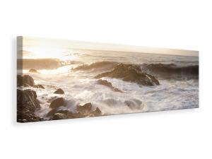 Ljuddämpande tavla - Sea Surf - SilentSwede