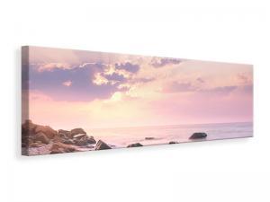 Ljuddämpande tavla - Sunrise At Sea - SilentSwede