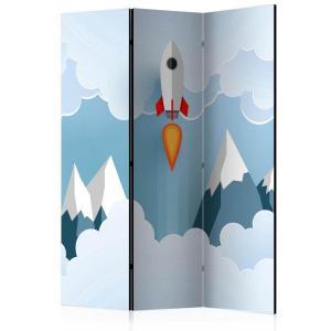 Rumsavdelare - Rocket in the Clouds - SilentSwede