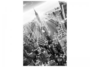 Ljudabsorberande tavla - Skyscraper New York - SilentSwede