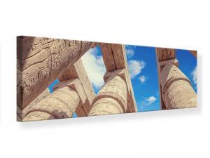 Ljudabsorberande panorama tavla - Temple Columns - SilentSwede