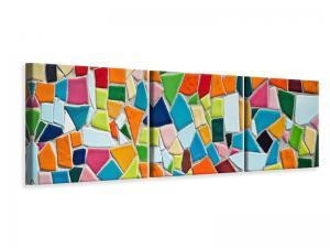 Ljuddämpande tavla - Mosaic stones - SilentSwede