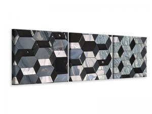 Ljuddämpande tavla - 3d design - SilentSwede