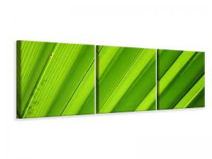 Ljuddämpande tavla - Palm stripes II - SilentSwede