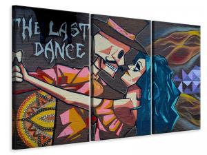 Ljuddämpande tavla - Street art last dance - SilentSwede