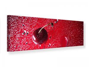 Ljudabsorberande panorama tavla - Photo Waallpaper The Cherry - SilentSwede
