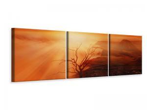 Ljuddämpande tavla - Colorful landscape - SilentSwede