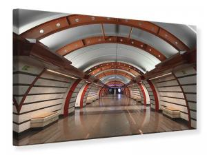 Ljudabsorberande tavla - Metro Station - SilentSwede