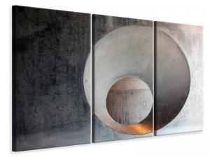 Ljuddämpande tavla - Concrete art - SilentSwede