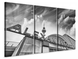 Ljuddämpande tavla - Alexanderplatz - SilentSwede