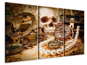 Ljuddämpande tavla - Treasure Hunt - SilentSwede