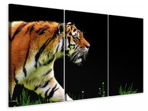 Ljuddämpande tavla - Imposing tiger - SilentSwede