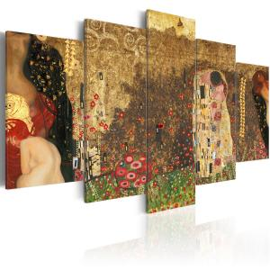 Ljuddämpande tavla - Klimt's muses - SilentSwede