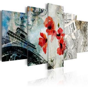 Ljuddämpande tavla - Memories of Paris - SilentSwede