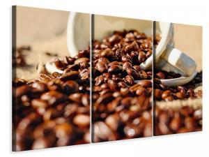 Ljuddämpande tavla - Roasted coffee beans - SilentSwede