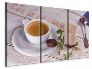 Ljuddämpande tavla - Favorite drink coffee - SilentSwede