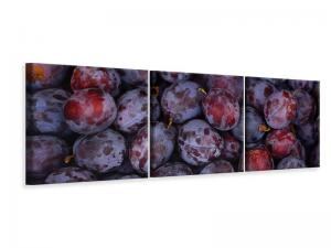 Ljuddämpande tavla - Fresh plums - SilentSwede