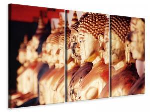 Ljuddämpande tavla - Temple in bangkok - SilentSwede