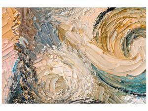Ljudabsorberande tavla-Oil Painting - SilentSwede