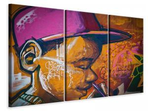 Ljuddämpande tavla - Cool wall painting - SilentSwede