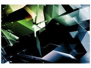 Ljudabsorberande tavla-3D Polygon - SilentSwede