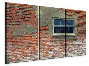 Ljuddämpande tavla - Old window - SilentSwede