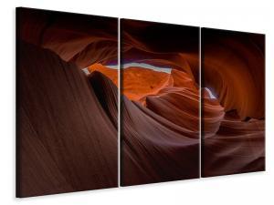Ljuddämpande tavla - Fantastic antelope canyon - SilentSwede