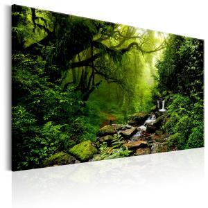 Ljuddämpande tavla - Waterfall in the Forest - SilentSwede