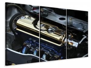 Ljuddämpande tavla - Engine tuning - SilentSwede