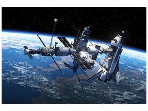 Ljudabsorberande tavla - Satellite - SilentSwede