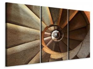 Ljuddämpande tavla - Imposing staircase - SilentSwede