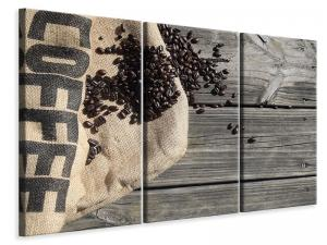 Ljuddämpande tavla - Favorite coffee beans - SilentSwede