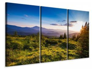 Ljuddämpande tavla - Peaceful Landscape - SilentSwede