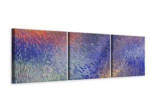 Ljuddämpande tavla - Colorful glass - SilentSwede