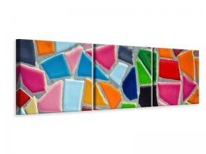Ljuddämpande tavla - Mosaic wall - SilentSwede