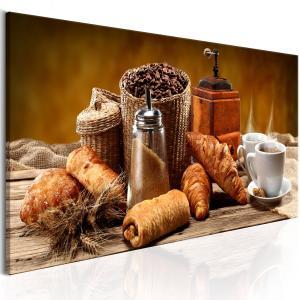 Ljuddämpande & ljudabsorberande tavla - Perfect Morning - SilentSwede