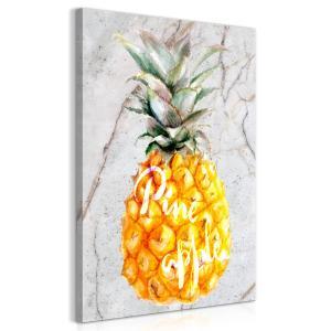 Ljuddämpande tavla - Pineapple and Marble - SilentSwede