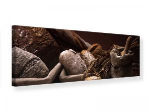 Ljudabsorberande panorama tavla - Bread Bakery - SilentSwede