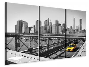 Ljuddämpande tavla - Taxi in new york - SilentSwede