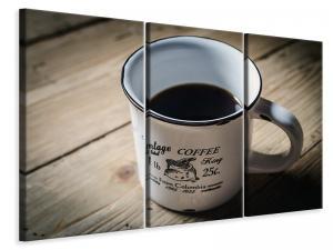 Ljuddämpande tavla - Coffee king - SilentSwede