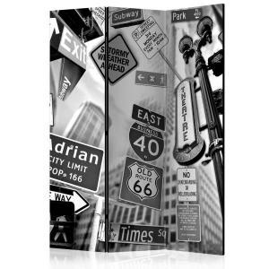 Rumsavdelare - Roads to Manhattan - SilentSwede